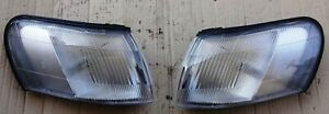 TOYOTA COROLLA EE101 AE100 AE101 SDN 1992 95 FRONT PAIR CORNER SIDE LIGHTS L R