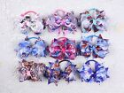 Hair accesorries 9 baby girl kids boutique Bobbles Bands hair bows 3