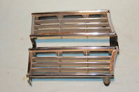 67 Ford Galaxie grille