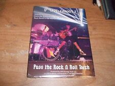 V2 Live: Concert 2 Pass The Rock N Roll Torch (DVD 2014) Rock This House NEW