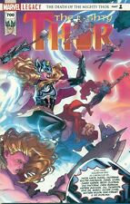 Mighty Thor #700 Aaron Loki Marvel Value Stamp Wrap Variant A Avengers NM/M 2017