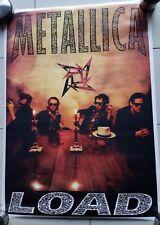 Metallica - Load - Poster (1996) D - noch in der Folie !! + 1 Load Aufkleber !!