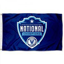 Villanova Wildcats 2018 National Champions 3'X5' Deluxe Flag Brand New Wincraft