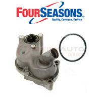 Four Seasons Coolant Thermostat Housing for 2005-2010 Ford Mustang 4.0L V6 - ag