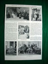 Nel 1923 Eritrea attività italiana Papa Pio XI + Pignatelli Artom Carrara