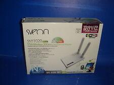 antena amplificadora wifi SVEON 1020 11 wireless 300 mbts buen estado