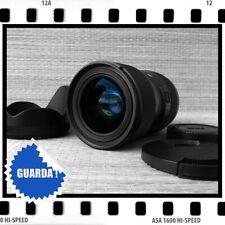 SIGMA 18-35mm f /1.8 DC HSM ART - ATTACCO NIKON, IN SPLENDIDE CONDIZIONI