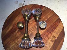 antique vintage glass door knobs