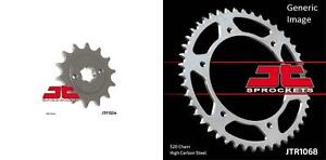 Front & Rear Sprocket Kit for Street HYOSUNG GT250 R 2011-2015