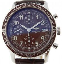 Breitling Navitimer Aviastar A13024 Ultra-rare Havana Watch