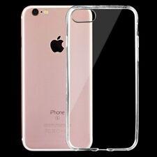 "Apple iPhone 8 7 4.7"" TPU Clear Gel Case Transparent Klar Flexibel Schutz Hülle"