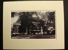 AUDITORIUM, ALBANY, GEORGIA, GA., Print