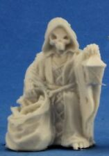 1 x Mr BONES LANTERN - REAPER figurine resine jdr d&d undead mort vivant 77360