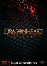 Dragonheart The Trilogy DVD 2014 Region 2