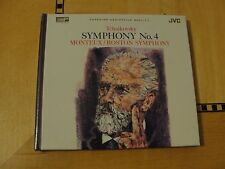 Tchaikovsky Symphony No. 4 Monteux Boston - XRCD XRCD24 CD SEALED Japan