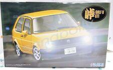 Fujimi 1/24 (Tohge) Volkswagen Golf II GTI Model Kit