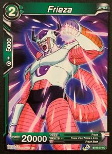 Frieza | BT10-074 C | Green | Dragonball Super TCG