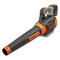 Black & Decker LSW60C 60V MAX POWERBOOST Cordless Ergonomic Blower New