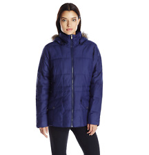 NWT - Columbia Women's Lone Creek Jacket with Faux Fur hood. Size M. orig $150