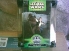 star wars 25th anniversary han solo and chewbacca