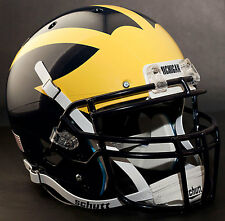 Schutt ROPO-DW Football Helmet Facemask - MICHIGAN WOLVERINES