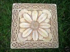 NEW plaster,concrete abs plastic daisy tile mold
