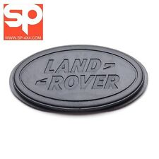 NEW LAND ROVER DEFENDER 90 110 130 STEERING WHEEL BLACK CENTRE CAP/COVER NTC8848