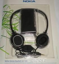 Original Nokia Wh-500 wh500 Auriculares Estéreo Para 5800 5230 5228 N95 N97 N8 En Caja