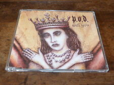 P.O.D. - CD collector 1T / 1 track promo CD !!! WILL YOU !!!