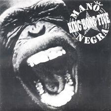 MANO NEGRA King Kong Five FR Press Virgin 90580 1989 EP