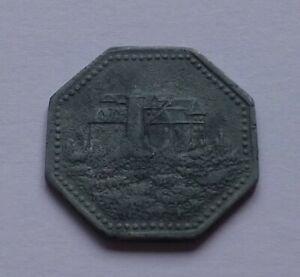 Notgeld: Germany, Leutenberg 10 Pfennig 1918, War money, Emergency coin