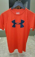 Under Armour Youth LG Loose heat gear T-shirt