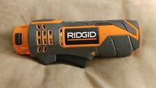 12v RIDGID RIGID JobMax R8223500 12 Volt Multi-Tool Base New!!!