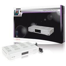 Receptor de satélite digital KONIG SAT-SDFTA11-KN para canales gratuitos