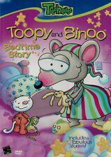 Toopy and Binoo: Bedtime Story (DVD) NEW