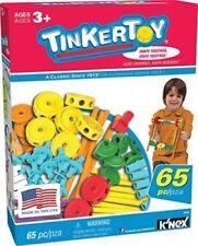 Piezas de Tinkertoy