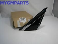 CADILLAC SRX PASSENGER FRONT FENDER TRIANGLE MOLDING COVER 2010-2016 GM 22774040