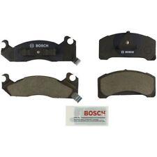 Disc Brake Pad Set-QuietCast Pads Front Bosch BP310