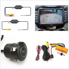 2.4 GHz Wireless Receiver Transmitter&Car Rear/Front 18.5mm Camera Belt Drill
