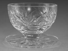"Waterford Crystal-Ashling Corte Sundae Plato De Vidrio/Gafas - 3 1/8"""
