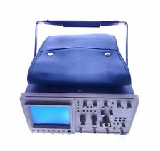New Listingtektronix 2465b 400mhz Portable Analog Oscilloscope Unit Only