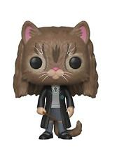 Funko POP Figures. Harry Potter. Hermione as a Cat. #77