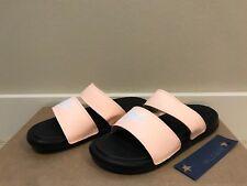 Nike Benassi Duo Ultra Slide - Crimson Tint/Black/White - Women's 9 #819717 802