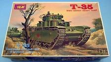 1/35 ICM WWII T-35 Soviet Heavy Tank $$$ - FREE SHIPPING !!!