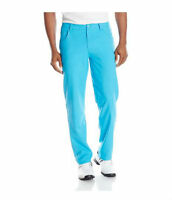PUMA Golf Mens Solid 6 Pocket Golf Tech Pants > HAWAIIAN OCEAN select your size