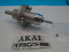 For Akai 1730D-SS Reel To Reel Capstan Shaft & Case Assembly Used