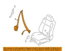 Infiniti NISSAN OEM 10-13 G37 Front Seat-Belt & Buckle Retractor Left 868851NF0D