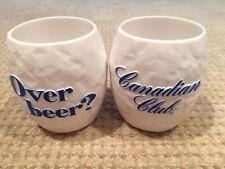 Canadian Club Snowball Cups X 6 - New