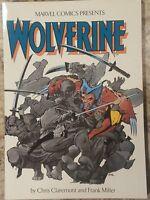 Wolverine Vol. 1, No. 1, July 1987 Third Printing