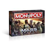 Monopoly Mass Effect Spiel Brettspiel Gesellschaftsspiel deutsch NEU